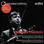 Mendelssohn: Violin Concerto in E minor, Op. 64; Dvorák: Violin Concerto in A minor, Op. 53
