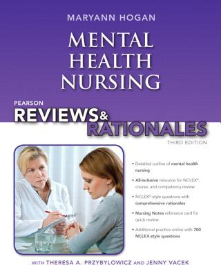 Mental Health Nursing - Hogan, Mary Ann