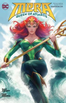 Mera: Queen of Atlantis - Abnett, Dan