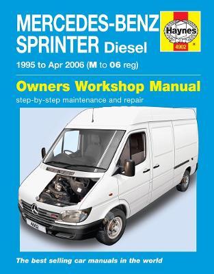 Mercedes Sprinter Van Service and Repair Manual -