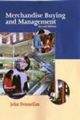 Merchandising Buying and Management - Donnellan, John