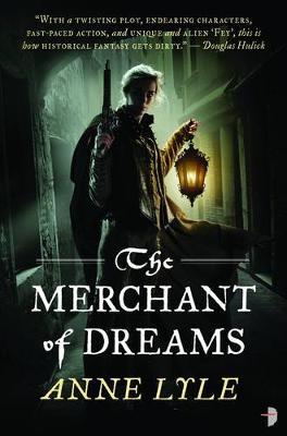 Merchant of Dreams - Lyle, Anne