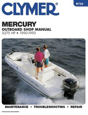 Mercury 3-275 HP OB 90-1993 - Penton