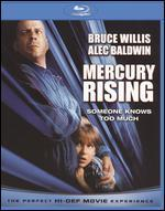 Mercury Rising [Blu-ray]