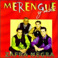 Merengue Y Mas - Zafra Negra