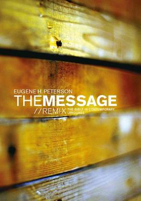 Message Remix-MS - Peterson, Eugene H, and Navigators, The