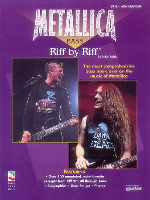 Metallica - Bass Riff by Riff, Volume 1 - Ron