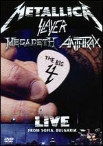 Metallica/Slayer/Megadeth/Anthrax: The Big 4 - Live from Sofia, Bulgaria