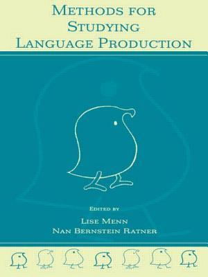Methods for Studying Language Production - Menn