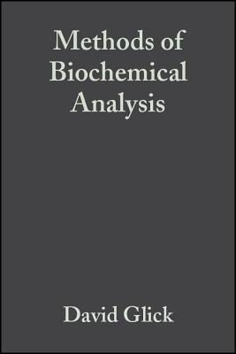 Methods of Biochemical Analysis: v. 22 - Glick, David M. (Volume editor)