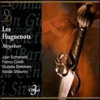 Meyerbeer: Gli Ugonotti - Alfredo Giacomotti (vocals); Antonio Cassinelli (vocals); Fiorenza Cossotto (vocals); Franco Corelli (vocals);...