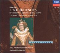 Meyerbeer: Les Huguenots - Alan Opie (vocals); Anastasios Vrenios (vocals); Arleen Augér (vocals); Clifford Grant (vocals); Dominic Cossa (vocals);...