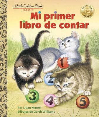 Mi Primer Libro de Contar - Moore, Lilian, and Williams, Garth (Illustrator)