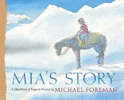 MIA's Story: A Sketchbook of Hopes and Dreams -
