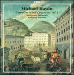Michael Haydn: Complete Wind Concertos, Vol. 1