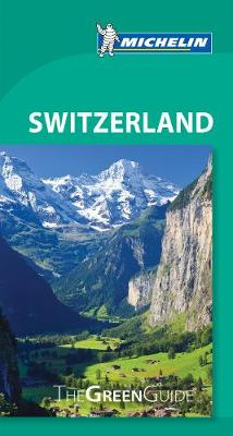 Michelin Green Guide Switzerland - Michelin