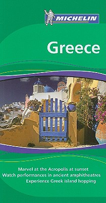 Michelin Travel Guide Greece - Mills, Rachel (Editor)