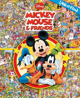 Mickey Mouse & Friends - Disney (Other primary creator)