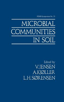 Microbial Communities in Soil - Jensen, V (Editor)