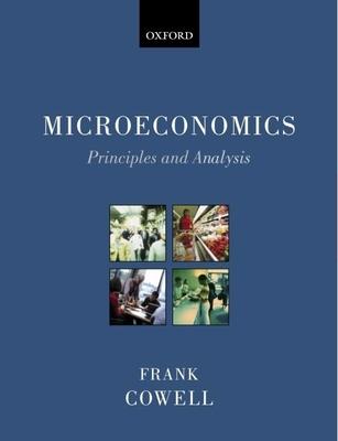 9780199267774 Microeconomics Principles And Analysis