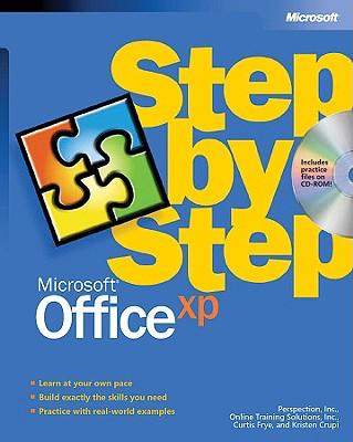 Microsoft Office XP Step by Step - Microsoft Corporation, -