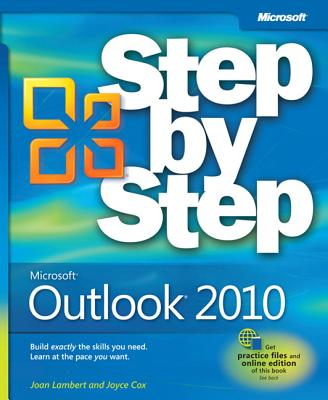Microsoft Outlook 2010 Step by Step - Lambert, Joan, and Cox, Joyce