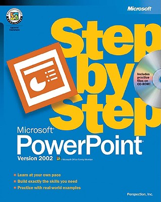 Microsoft PowerPoint Version 2002 Step by Step - Microsoft Corporation, and Perspection, Inc.