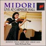 Midori Live at Carnegie Hall - Midori