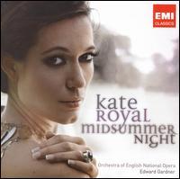 Midsummer Night - Andrew Staples (tenor); Kate Royal (soprano); Thomas Allen (baritone); Crouch End Festival Chorus (choir, chorus);...