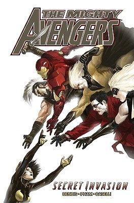 Mighty Avengers - Volume 4: Secret Invasion - Book 2 - Bendis, Brian Michael (Text by)
