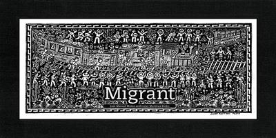 Migrant: The Journey of a Mexican Worker - Mateo, Jose Manual