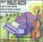 Mikl�s R�zsa: Orchestral Music, Vol. 5