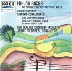 Mikl�s R�zsa: The Complete Orchestral Music, Vol. 3