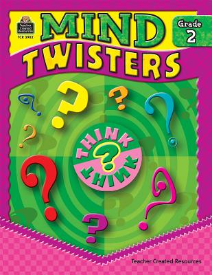 Mind Twisters, Grade 2 - Russell, Shelle