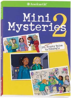 Mini Mysteries 2: 20 More Tricky Tales to Untangle - Walton, Rick