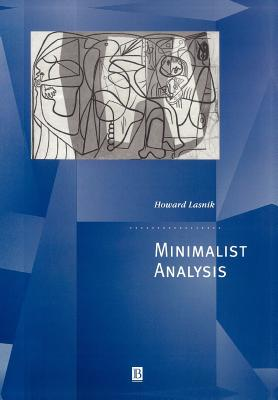Minimalist Analysis - Lasnik, Howard