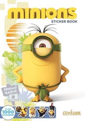 Minions: Mega Sticker Book -