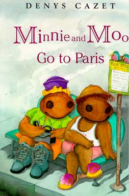 Minnie and Moo Go to Paris - Cazet, Denys, and DK Publishing