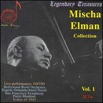 Mischa Elman Collection, Vol. 1