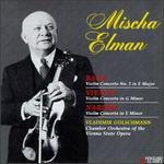 Mischa Elman Plays Bach, Vivaldi, Nardini