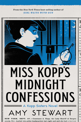 Miss Kopp's Midnight Confessions - Stewart, Amy