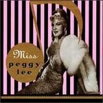 Miss Peggy Lee - Peggy Lee