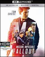 Mission: Impossible - Fallout [Includes Digital Copy] [4K Ultra HD Blu-rayBlu-ray]