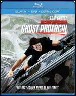 Mission: Impossible - Ghost Protocol [Blu-ray/DVD] [Included Digital Copy]
