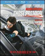 Mission: Impossible - Ghost Protocol [Blu-ray/DVD] [Includes Digital Copy]