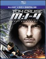 Mission: Impossible - Ghost Protocol [Blu-ray]
