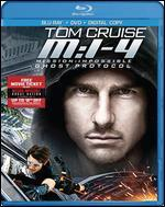 Mission: Impossible - Ghost Protocol [Includes Digital Copy] [Blu-ray/DVD] [With Movie Money]