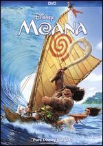 Moana - John Musker; Ron Clements
