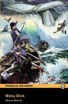 Moby Dick: Level 2 - Melville, Herman