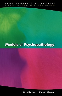 Models of Psychopathology - Davies